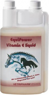 EquiPower Vitamin E liquid