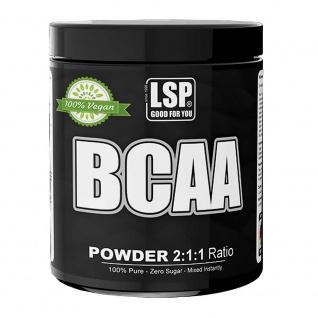 LSP BCAA Pulver