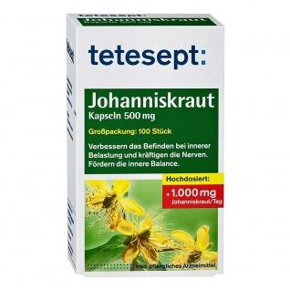tetesept Johanniskraut Kapseln