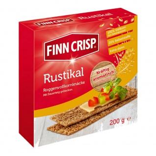 Finn Crisp Rustikal Roggenvolkornknäcke
