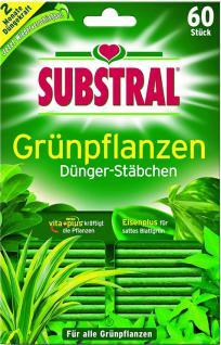 Substral Dünger-Stäbchen für Grünpflanzen
