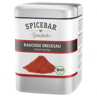 Spicebar Bio Gewürzküche Rauchige Drecksau