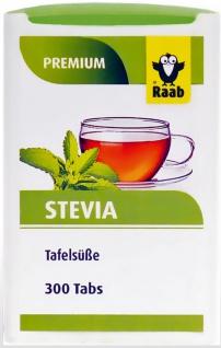 Raab Stevia Tabs