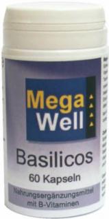 Megawell Basilicos Kapseln - Vorschau