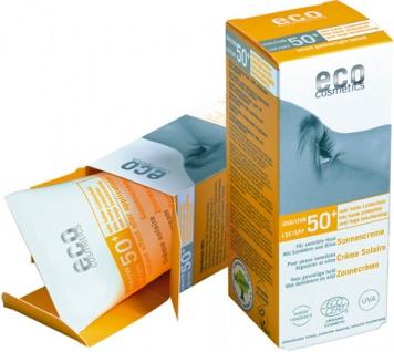 eco cosmetics Sonnencreme LSF50