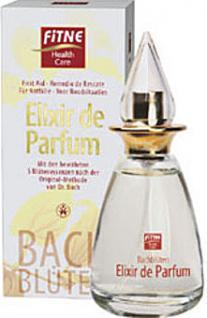 Fitne Bachblüten Elixier de Parfum - Vorschau