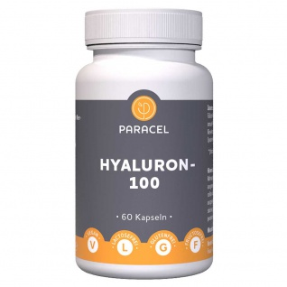 Paracel Hyaluron 100 Kapseln