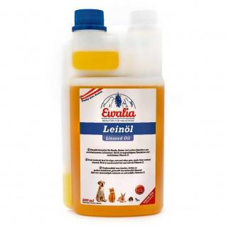 Ewalia Leinöl für Haustiere