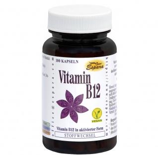 Espara Vitamin B12 Kapseln