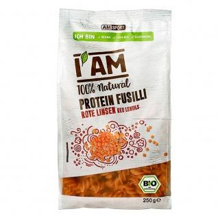 I AM Bio Protein Fusilli