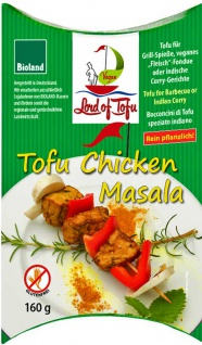 Lord of Tofu Bio Tofu Chicken Masala