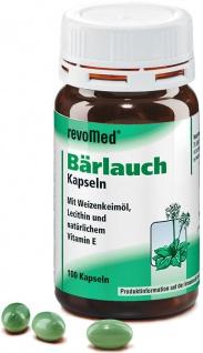 revoMed Bärlauch Kapseln - Vorschau