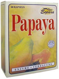 Espara Papaya Kapseln