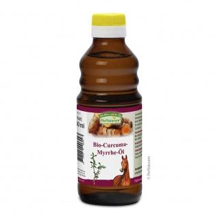 PerNaturam Bio Curcuma Myrrhe Öl Horse