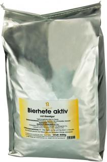 Natusat Bierhefe aktiv Pellets