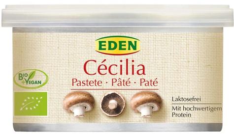 Eden Bio Pastete Cecilia