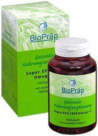 BioPräp Super EPA Omega 3 Kapseln