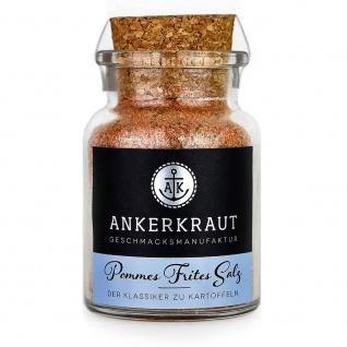 Ankerkraut Pommes Frites Salz