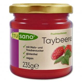Frusano Bio Fruchtaufstrich Taybeere