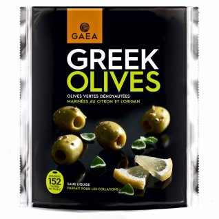 GAEA Greek Olives Zitrone
