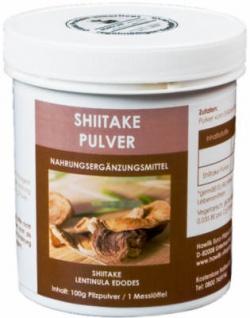 Hawlik Shiitake Pulver
