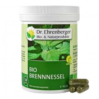 Dr. Ehrenberger Bio Brennnessel Kapseln
