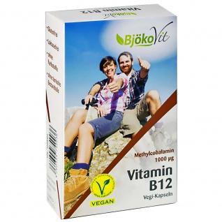 BjökoVit Vitamin B12 Kapseln