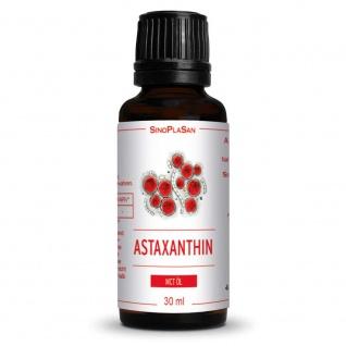 SinoPlaSan Astaxanthin MCT Öl