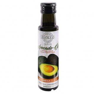 Avoleo Avocado-Öl Extra Virgin 100%
