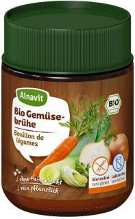 Alnavit Bio Gemüsebrühe