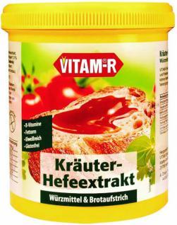 Vitam-R Kräuter-Hefeextrakt