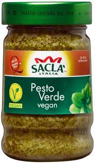 Sacla Pesto Verde vegan