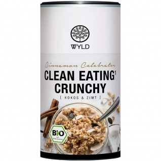 Wyld Bio Clean Eating Crunchy Kokos & Zimt