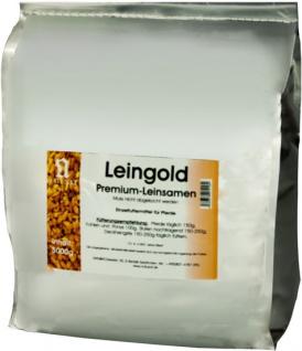 Natusat Leingold Premium Leinsamen