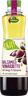 Kühne Enjoy Balsamico Vinaigrette vegan
