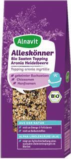 Alnavit Bio Saaten Topping Alleskönner