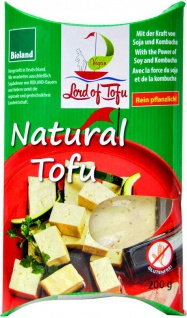 Lord of Tofu Bio Natural Tofu
