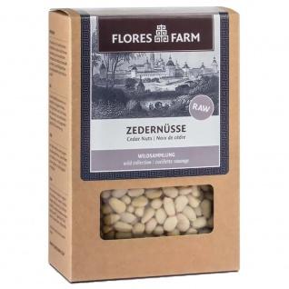 Flores Farm Bio Premium Zedernüsse