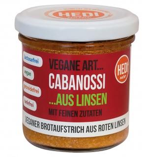 HEDI Vegane Art Bio Cabanossi