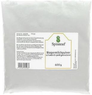 Spinnrad Magermilchpulver