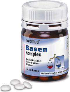 revoMed Basen Komplex Tabletten - Vorschau