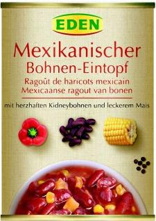 Eden Bio Mexikanischer Bohneneintopf