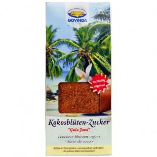 Govinda Bio Kokosblüten Zucker - Vorschau