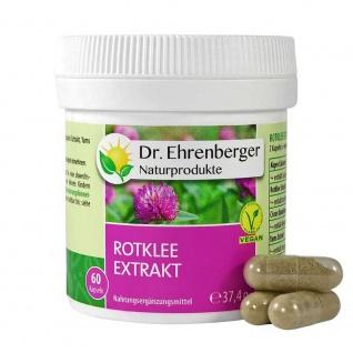 Dr. Ehrenberger Rotklee Extrakt Kapseln - Vorschau