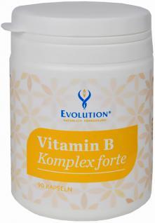 Evolution Vitamin B Komplex forte Kapseln