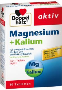 Doppelherz Magnesium + Kalium Tabletten - Vorschau