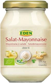 Eden Bio Salat Mayonnaise ohne Ei
