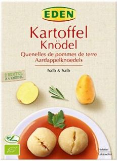 Eden Bio Kartoffelknödel halb & halb