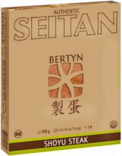 Bertyn Bio Seitan Weizen Shoyu Steak
