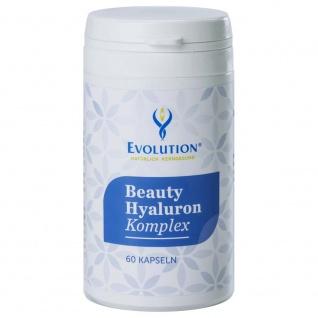 Evolution Beauty Hyaluron Komplex Kapseln